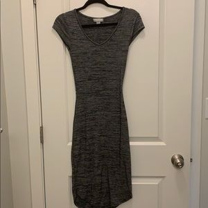 Dresses & Skirts - Grey t shirt dress